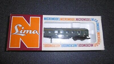 Lima in N N°310 Car Travellers 1er Classroom DB N°38 of 300 Parts Wholesale for sale  Shipping to Ireland