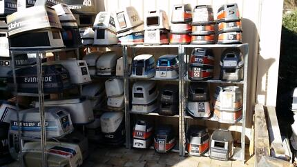 outboard motor parts Maudsland Gold Coast West Preview
