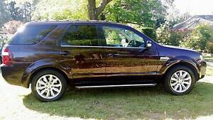 """2010 Ford Territory Wagon - 7 Seater """"Top of the Range"""" Griffith South Canberra Preview"""