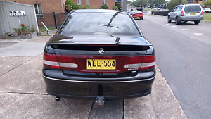 VT Series 2 Holden Berlina The Junction Newcastle Area Preview