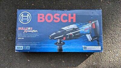 New Bosch Gbh2-28l Bulldog Xtreme Max 1-18 Sds Plus Rotary Hammer