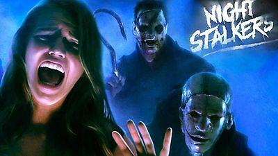 Night Stalkers Atmosfearfx DVD Special FX Halloween Prop