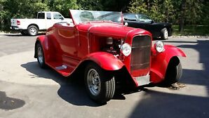 1931 Ford Roadster - 350CUI, Auto, All Steel Body