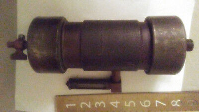 Brass Unknown Stationary Engines Parts Very Heavy