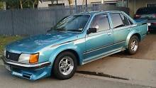 V8 1983 VH Commodore for sale or dual cab 4x4 swap North Ward Townsville City Preview