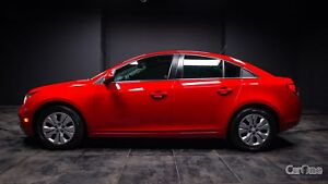 2015 Chevrolet Cruze 1LT HANDS FREE! MY LINK! TINTED! SUNROOF!