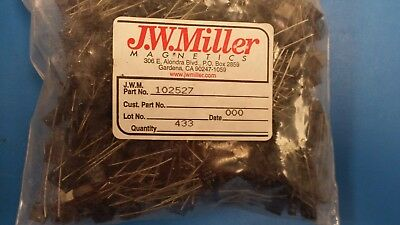 5 Pcs 102527 Jw Miller Inductors Coils Filters