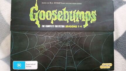 GOOSEBUMPS The Complete Tv Series Collection New Lambton Newcastle Area Preview