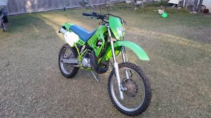 1990 KDX 200