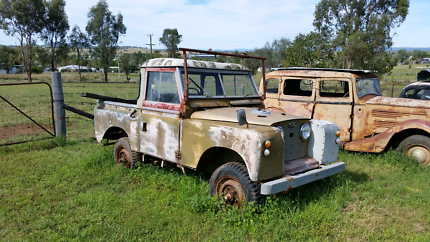 Landrover Early 60's
