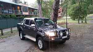 TOYOTA HILUX SR5 2009 DUAL CAB Yagoona Bankstown Area Preview