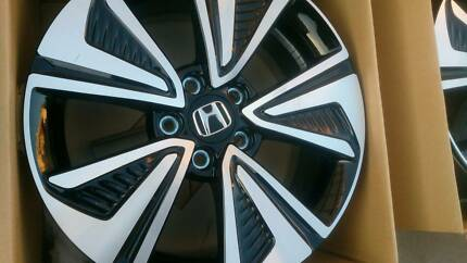 "2017 Brand New 17"" Rims only"