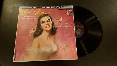 Songs By Jerome Kern JONI JAMES Harry Warren MGM *Orig* FEMALE VOCAL -