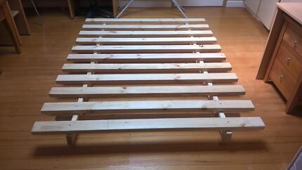 Low bed base / Futon frame