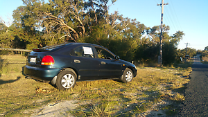 Ford Laser 5dr Hatchback  Auto Hocking Wanneroo Area Preview