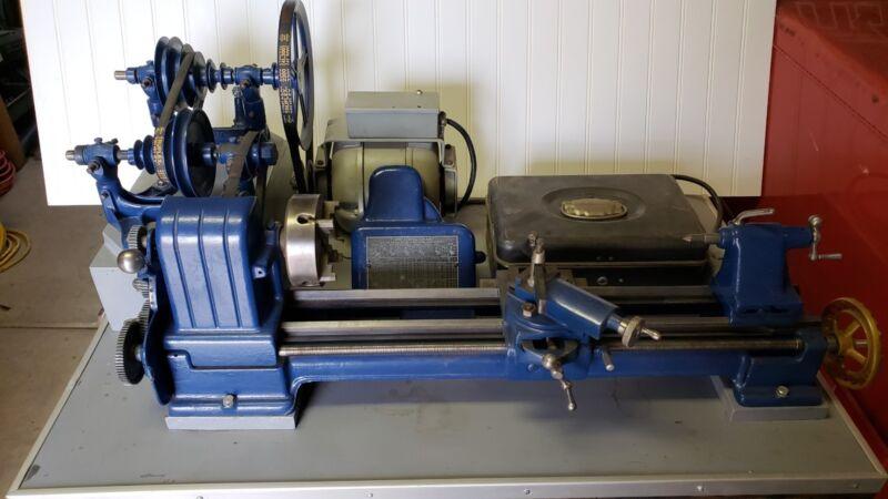 Dunlap Modelmaker Lathe Model #109.0703