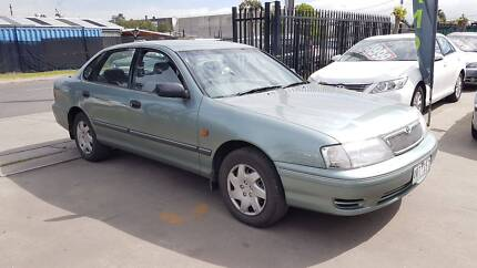 2000 Toyota Avalon Conquest Sedan AUTO Williamstown North Hobsons Bay Area Preview