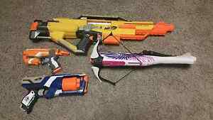 Nerf Guns and Crossbow Highland Park Gold Coast City Preview