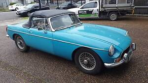 1971 M.G. MGB Roadster Manual w/ Overdrive Waratah Newcastle Area Preview