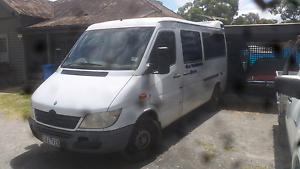Going cheap mercades benz sprinter Tootgarook Mornington Peninsula Preview