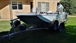 Quintrex explorer for sale with 30HP Honda Swan Hill Swan Hill Area Preview