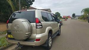 2005 Toyota LandCruiser Prado Bossley Park Fairfield Area Preview