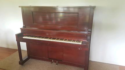 Gulbransen Pianola/Piano