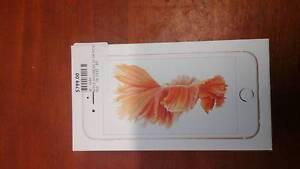 rose gold iphone 6s 32 gb like new Ballarat Central Ballarat City Preview
