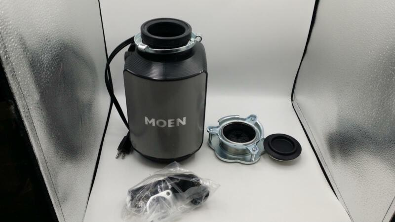 Moen GX50C Prep Series 1/2 HP Continuous Feed Garbage Disposal w Sound Reduction