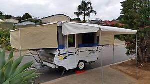 Goldstream Goldlink camper - excellent condition Hallett Cove Marion Area Preview