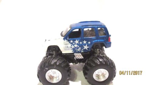 Jeep Monster Vehicle Toy