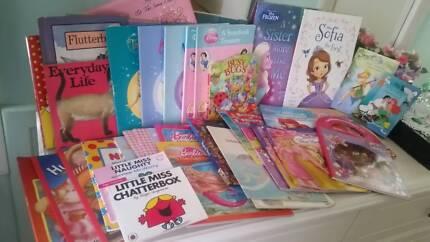 Books Childrens Box of Girls