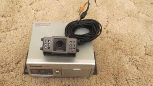 Panasonic AG-CPD20 Video Recorder and Panasonic Arbitrator CN258IR-PAN Camera