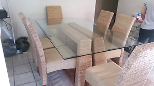 Dining table and chairs Seventeen Mile Rocks Brisbane South West Preview