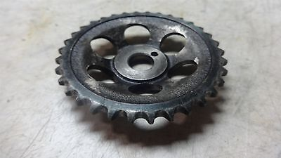 76 YAMAHA XT500 TT XT SR 500 YM194B. ENGINE CAMSHAFT CAM TIMING GEAR