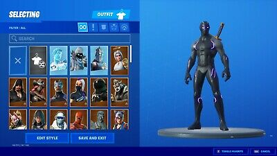 Fortnite Account (cheap and stacked)