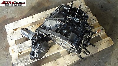 99 03 LEXUS RX300 ALL WHEEL DRIVE AUTOMATIC TRANSMISSION JDM 1MZ FE U140F