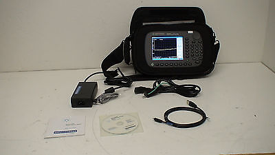 Agilent N9340b Handheld Spectrum Analyzer 100 Khz To 3 Ghz W Ghz Pre-amplifer