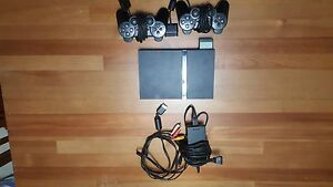 PlayStation2 slim,2controllers and memory card