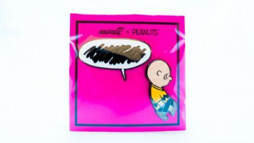 SDCC 2019 Super 7 x Peanuts Charlie Pin