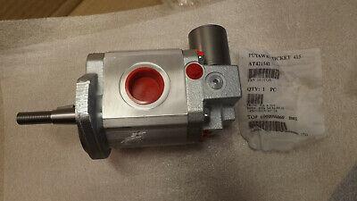 New Oem John Deere At421542 Hydraulic Fan Drive Motor 624k Loader