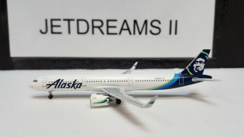 1/400 ALASKA AIRLINES AIRBUS A321-200 NEO 2017