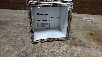 Daman Ad03p022s Aluminum Manifold New In Box