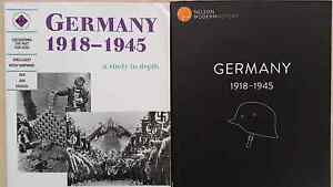 year 11 History books Germany 1918 to 1945 Greenwood Joondalup Area Preview