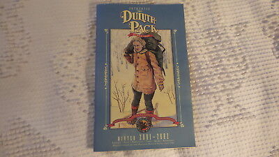 2001-2002 DULUTH PACK CATALOG Color Illus., Packs,Clothing,Acces.