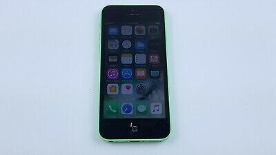 Apple iPhone 5C - 8GB Green (AT&T) A1532 (GSM) Smartphone Clean IMEI J3537
