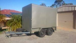 Enclosed heavy built trailer for sale Biloela Banana Area Preview