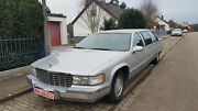 Cadillac Fleetwood Brougham V8 Stretchlimo