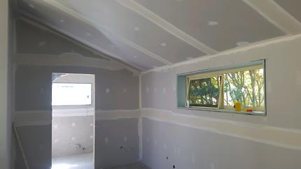 Wanted: Gyprocker drywall plastering