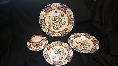 Liling China Imperial Garden 1   5 Piece Setting  S  8 Available